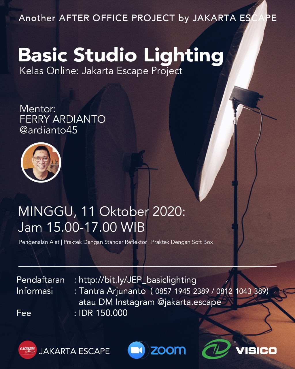 Basic Studio Lighting